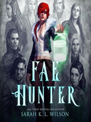 cover image of Fae Hunter