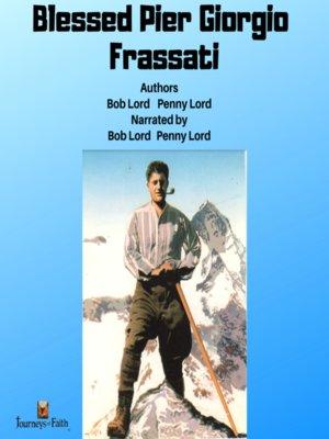 cover image of Blessed Pier Giorgio Frassati