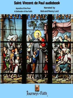 cover image of Saint Vincent de Paul audiobook