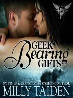 cover image of Geek Bearing Gifts