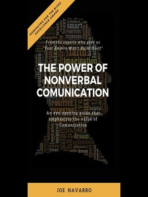 cover image of Power of Nonverbal Communication