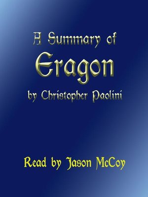 cover image of A Summary of Eragon