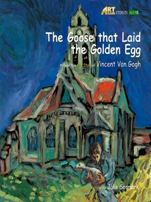 cover image of The Goose that Laid the Golden Egg