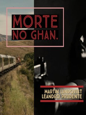 cover image of Morte no Ghan.