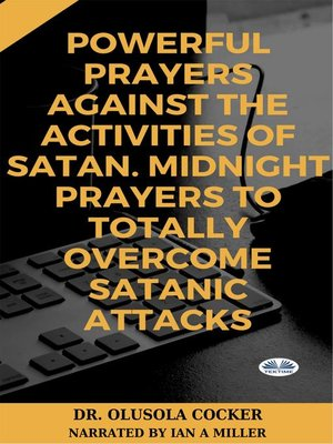 cover image of Powerful Prayers Against the Activities of Satan