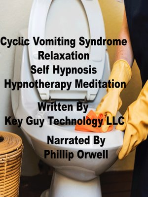 cover image of Cyclic Vomiting Self Hypnosis Hypnotherapy Meditation