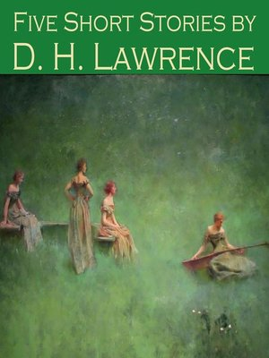 cover image of Five Short Stories by D. H. Lawrence