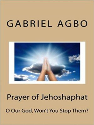cover image of Prayer of Jehoshaphat