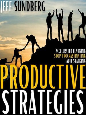 cover image of PRODUCTIVE STRATEGIES