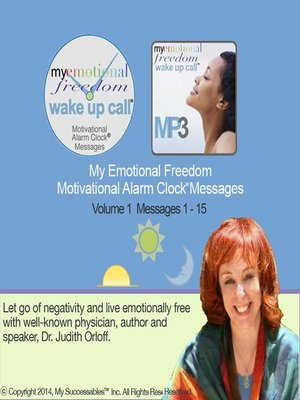 cover image of My Emotional Freedom Wake UP Call, Volume 1
