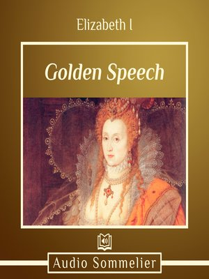 cover image of Golden Speech
