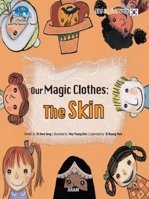 cover image of Our Magic Clothes