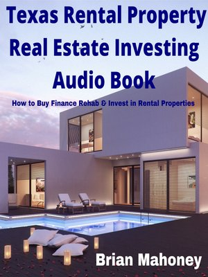 cover image of Texas Rental Property Real Estate Investing Audio Book