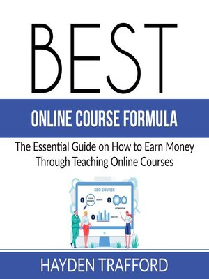 cover image of Best Online Course Formula