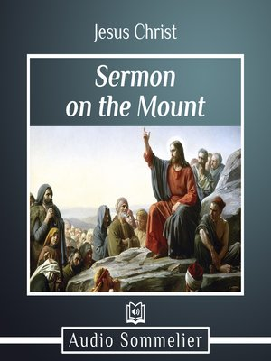 cover image of Sermon on the Mount