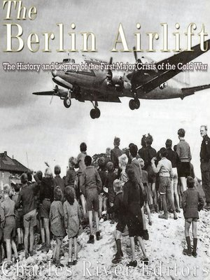 cover image of The Berlin Airlift