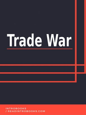 cover image of Trade War