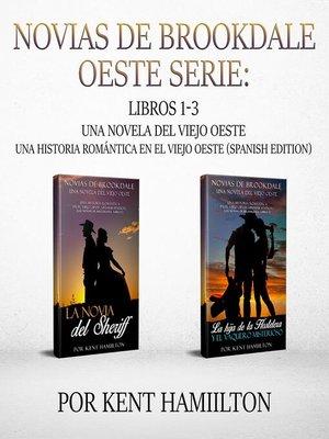 cover image of Novias de Brookdale Oeste Serie