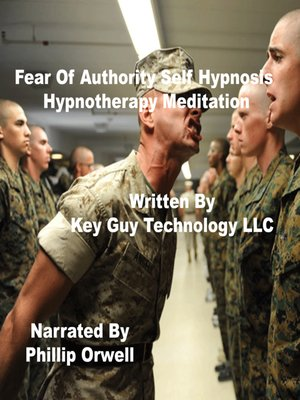 cover image of Fear of Authority Self Hypnosis Hypnotherapy Meditation