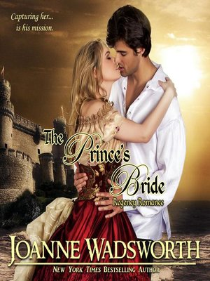 cover image of The Prince's Bride