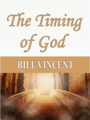 cover image of The Timing of God
