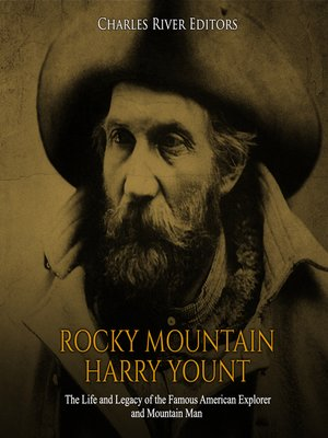 cover image of Rocky Mountain Harry Yount