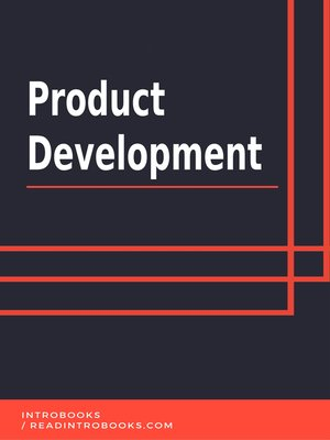 cover image of Product Development
