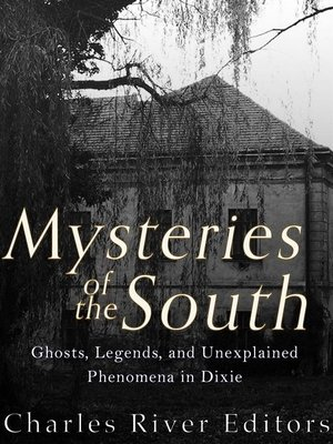 cover image of Mysteries of the South