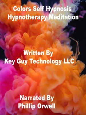 cover image of Colors Self Hypnosis Hypnotherapy Meditation