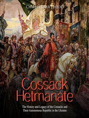 cover image of The Cossack Hetmanate