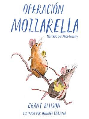cover image of Operación Mozzarella