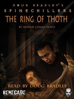 cover image of The Ring of Thoth