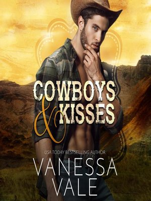 cover image of Cowboys & Kisses