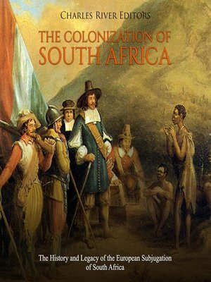 cover image of The Colonization of South Africa