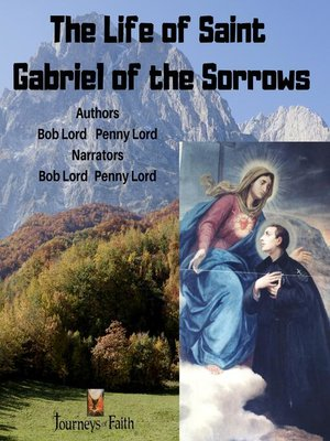cover image of The Life of Saint Gabriel of the Sorrows