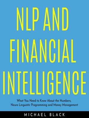 cover image of NLP AND FINANCIAL INTELLIGENCE