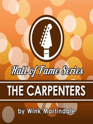 cover image of The Carpenters