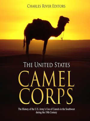 cover image of The United States Camel Corps