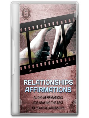 cover image of Relationship Affirmations--5 Minutes Daily to Attract and Maintain Healthy Relationships