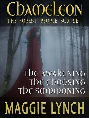 cover image of The Forest People Trilogy