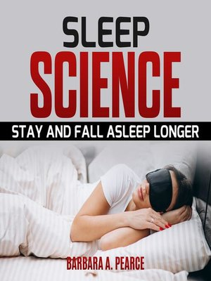 cover image of Sleep Science