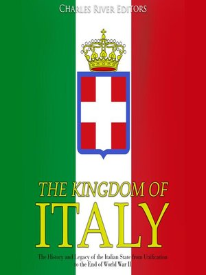 cover image of The Kingdom of Italy