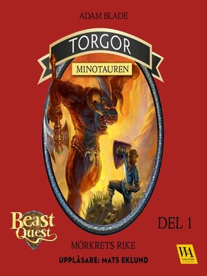 cover image of Togor--minotauren
