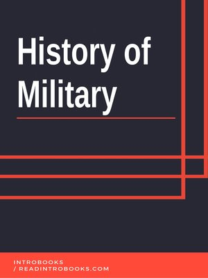 cover image of History of Military