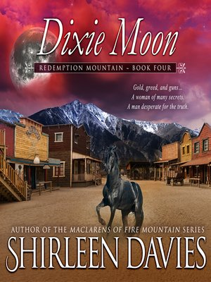 cover image of Dixie Moon