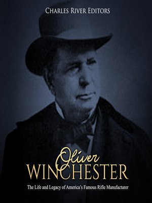 cover image of Oliver Winchester