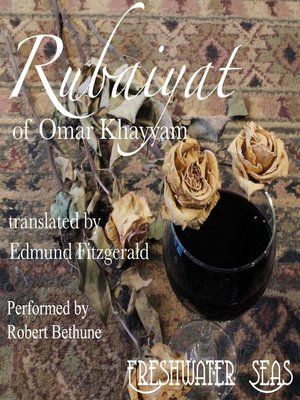 cover image of Rubaiyat of Omar Khayyam
