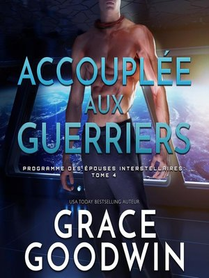 cover image of Accouplée aux guerriers