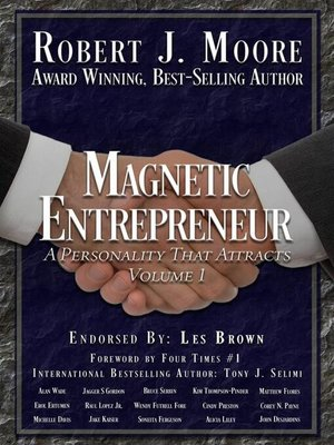 cover image of Magnetic Entrepreneur