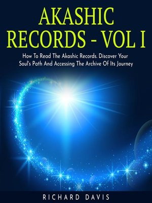 cover image of AKASHIC RECORDS--VOL I
